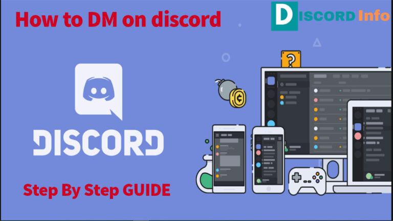 How to DM on discord