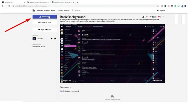 how to change discord background complete guide