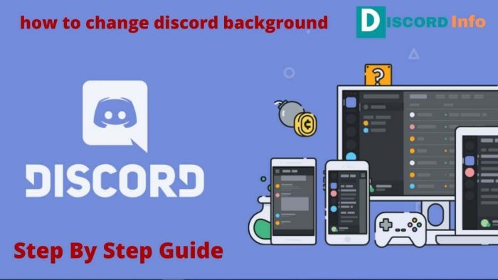 how to change discord background Step By Step Guide