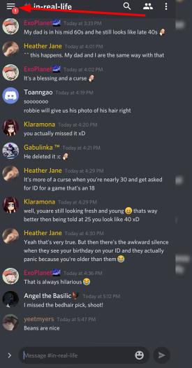How to Video Call on Discord Mobile