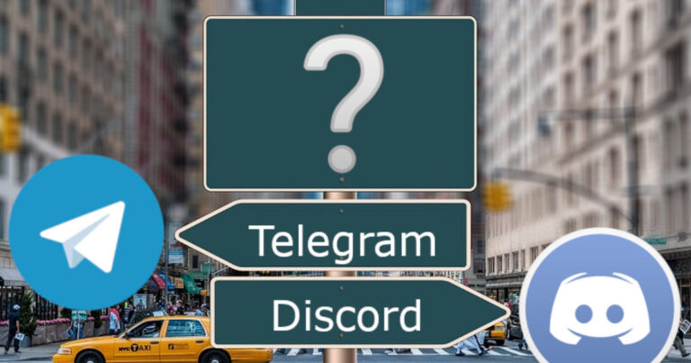 Discord vs telegram- Which is better for you?